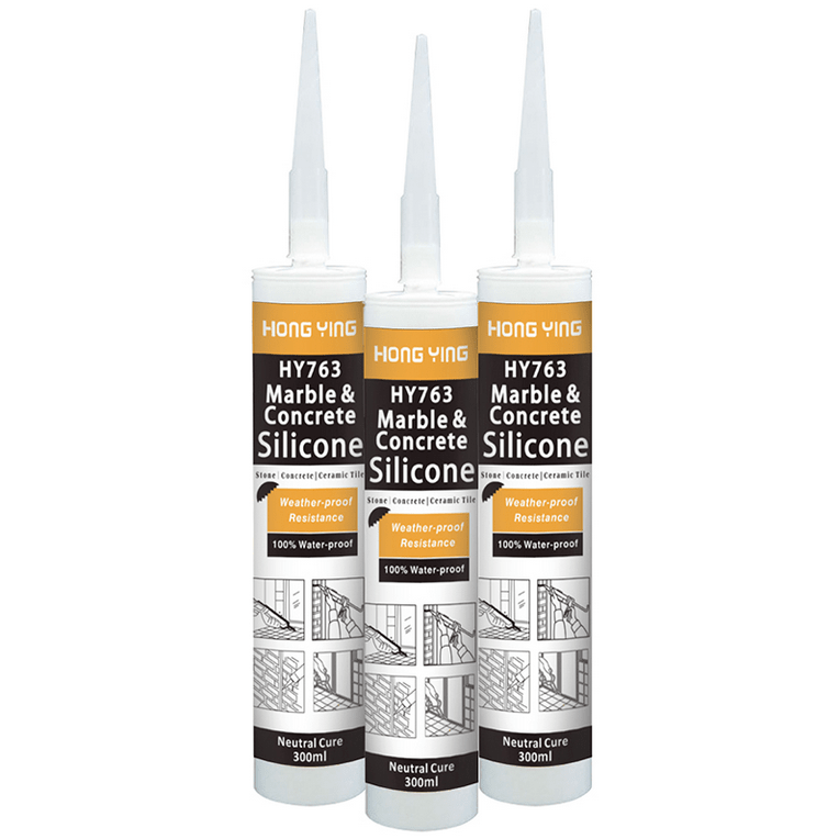 Marble Stone Silicone Sealant