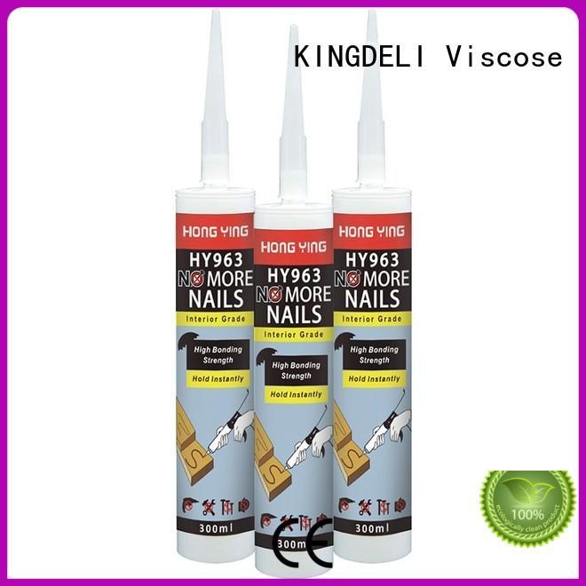 Top no more nails glue exterior company for masonry decking