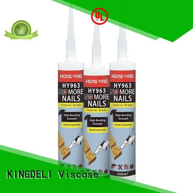 more exterior no more nails Brand