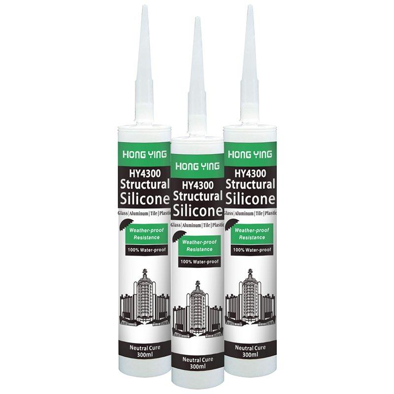 HY-4300 Structural Silicone Sealant