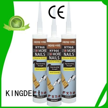 KINGDELI Best no more nails waterproof supply for masonry decking