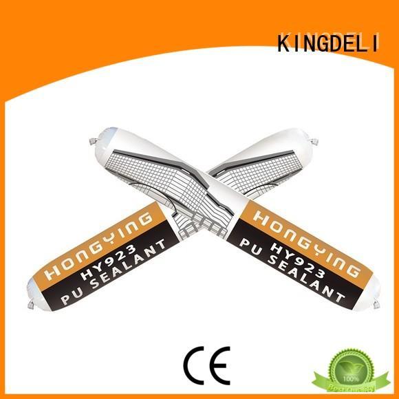 KINGDELI polyurethane polyurethane sealant supply for windshiled