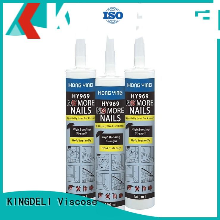 Wholesale trendy no no more nails KINGDELI Brand