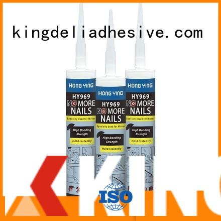 KINGDELI High-quality no more nails glue suppliers for masonry decking