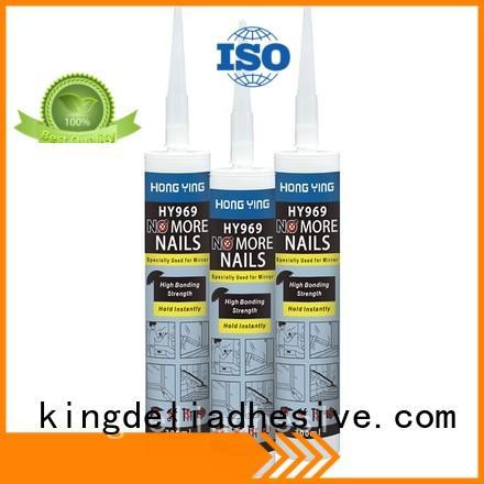 KINGDELI Best liquid nails company for masonry decking