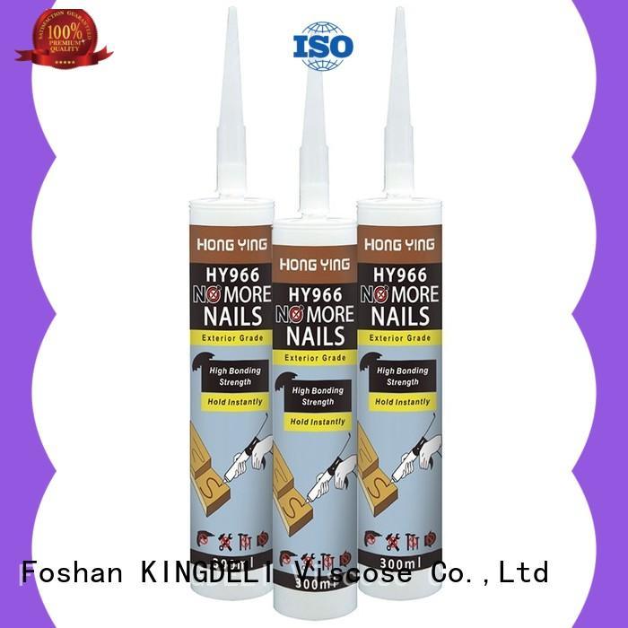 KINGDELI Custom no more nails company for paneling