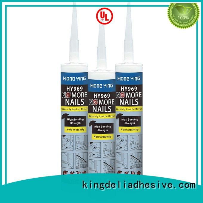 Brand no no more nails outdoor