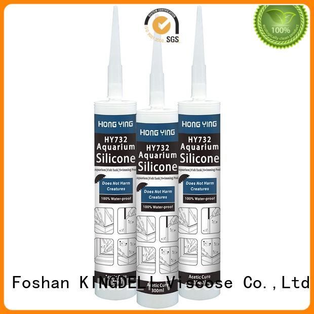 KINGDELI online external waterproof sealant series for sealing