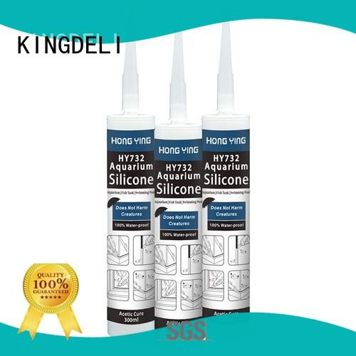 KINGDELI structural waterproof rubber sealant customized for adhesion
