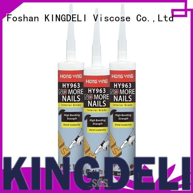 interior grade more Brand no more nails supplier