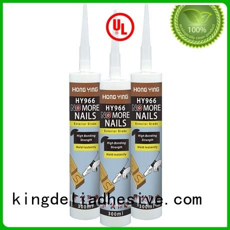 Hot no more nails outdoor top selling Brand