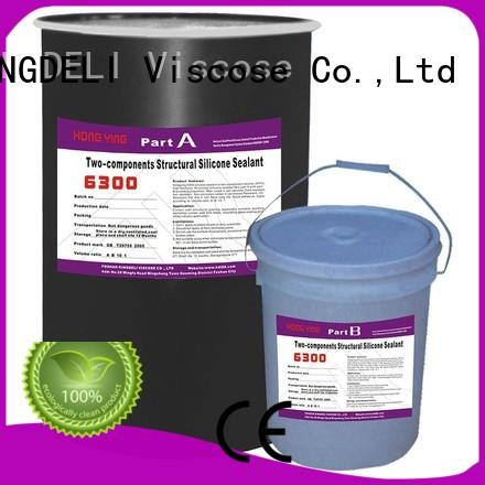 KINGDELI high quality what is silicone glue customized for glass insulating