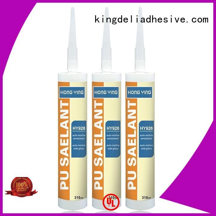 polyurethane caulk hot sale construction silicone KINGDELI Brand