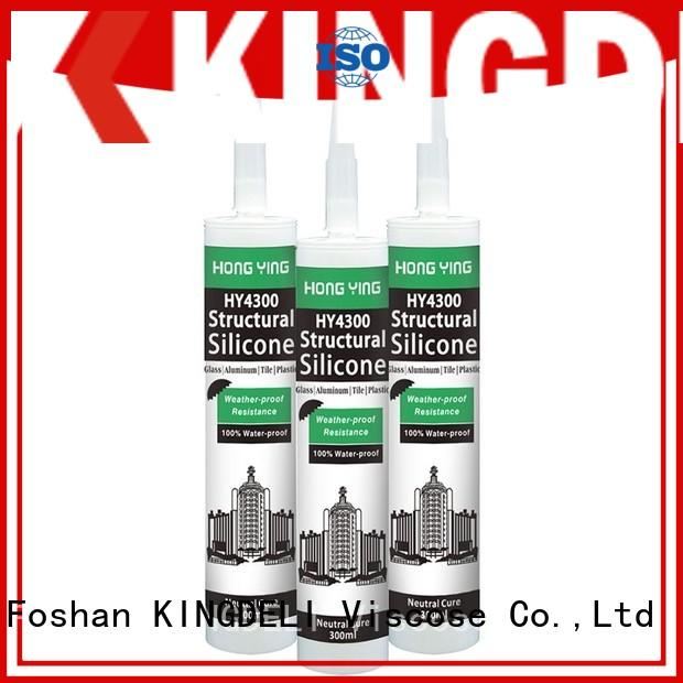 KINGDELI sealant silicone roof sealant supplier for sealing
