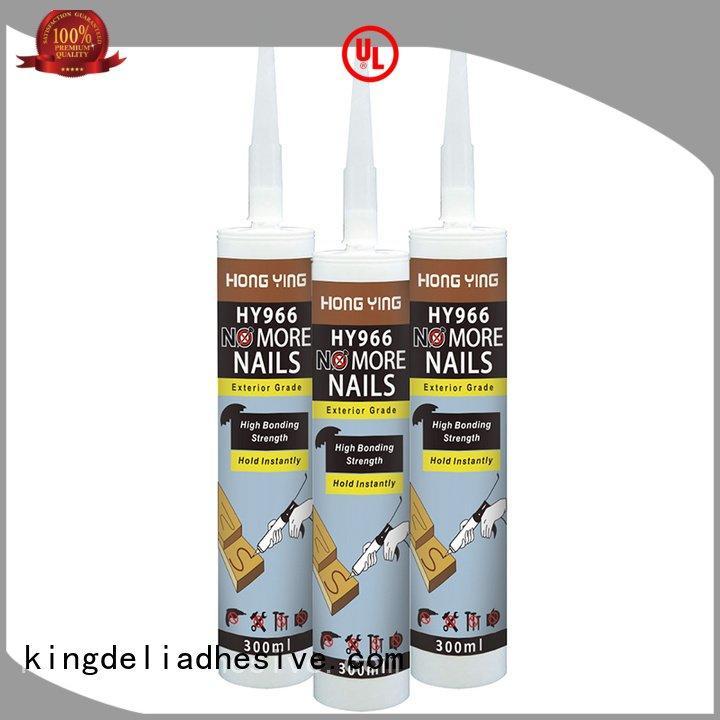 more no more nails exterior