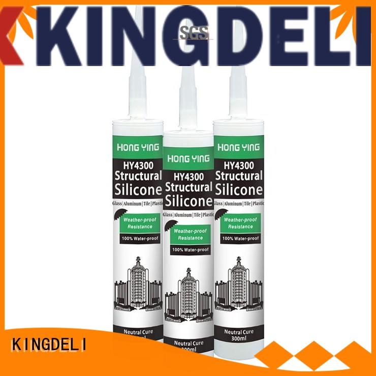 Wholesale external waterproof sealant sealant suppliers for adhesion