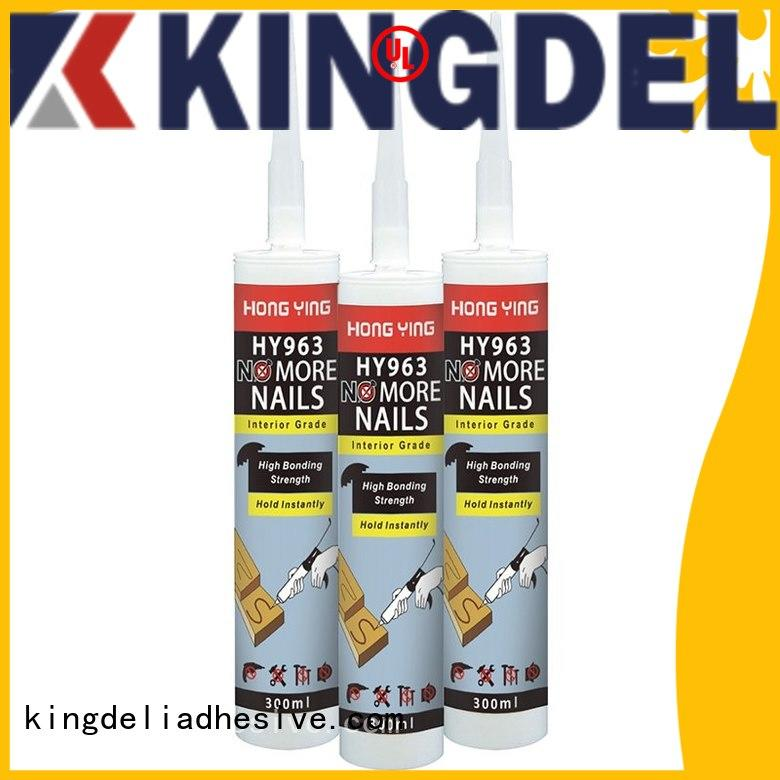 more grade top selling no more nails Brand company