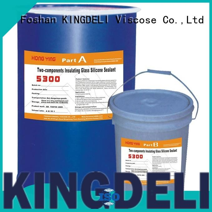 KINGDELI component silicone glue series for curtain wall