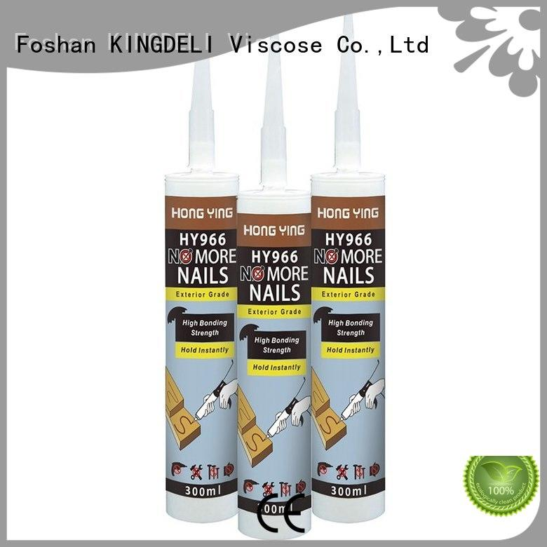 Latest no more nails mirror factory for masonry decking