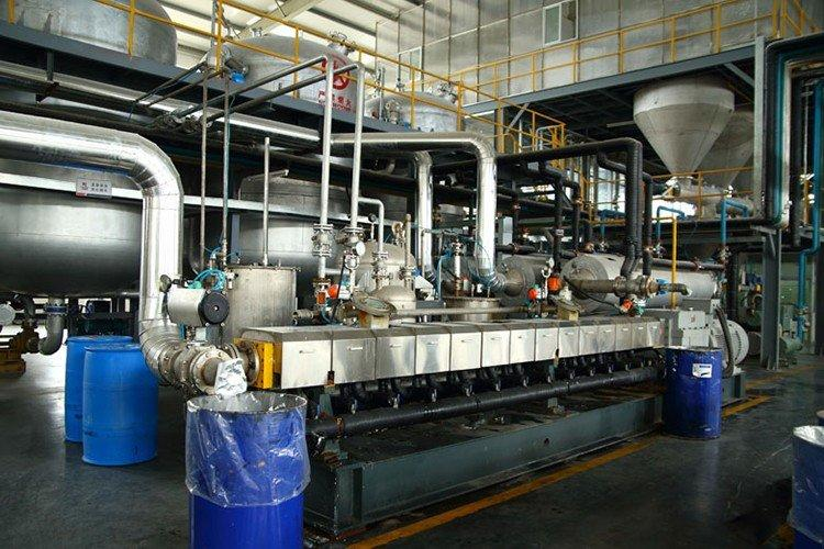 full automatic production plant D