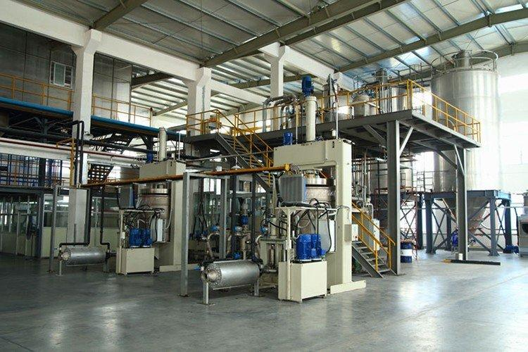 full automatic production plant A