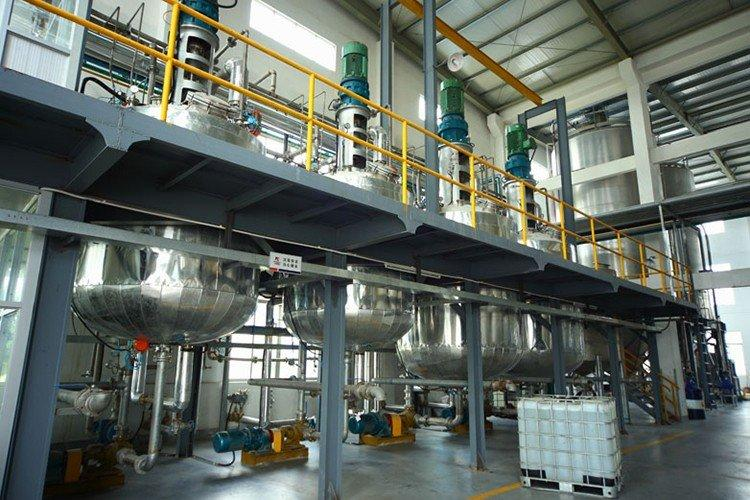 full automatic production plant B