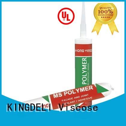 sealant modified silicone polymer sealant polymer for metal KINGDELI