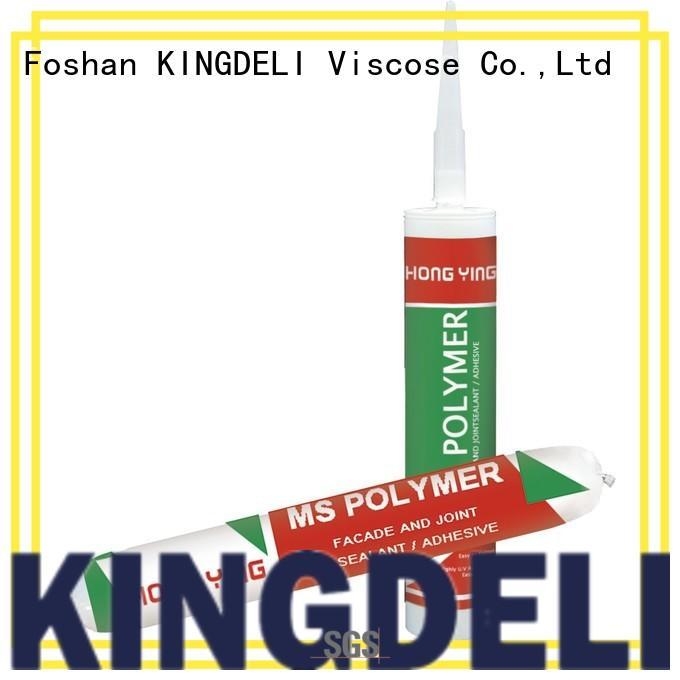 KINGDELI polymer polyurethane silicone manufacturer for plastics