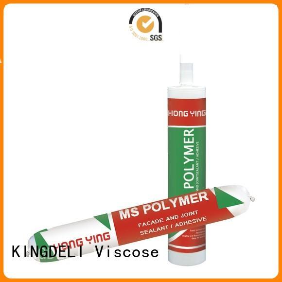 KINGDELI Brand popular silicone sealant manufacturers door supplier