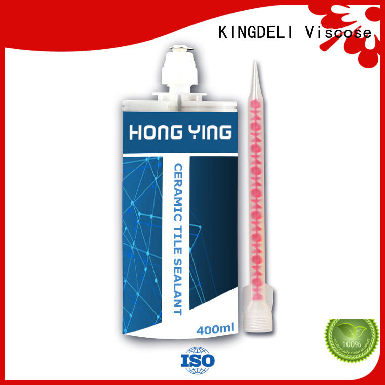 environment-friendly flexible tile adhesive two customized for glass